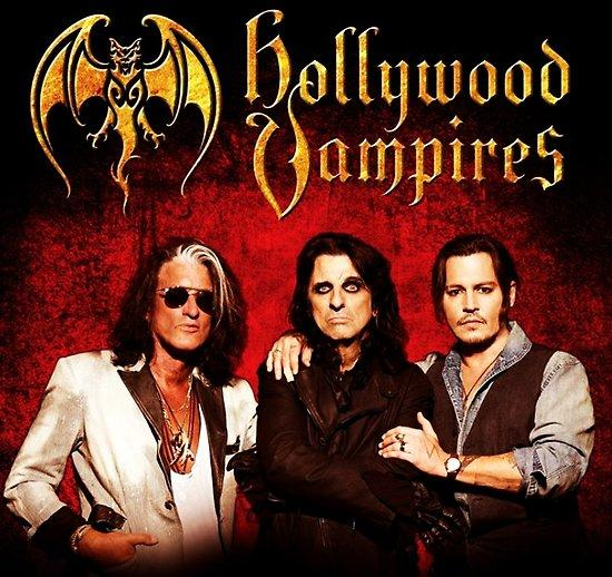 Hollywood Vampires - Discography (2015 - 2019)