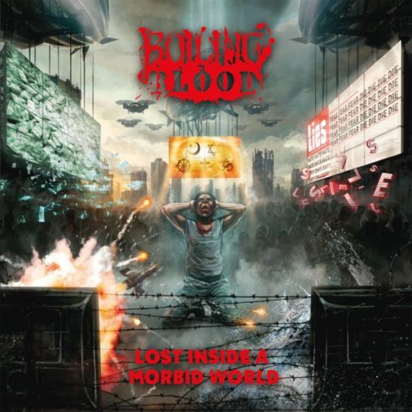 Boiling Blood - Lost Inside A Morbid World