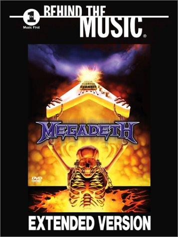 Megadeth - Behind The Music - Extended Version (DVDRip)