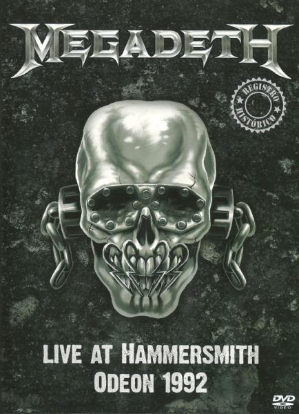 Megadeth - Warchest - Live in London (DVDRip)