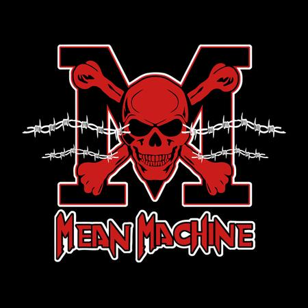 Mean Machine - Discography (2012 - 2019)