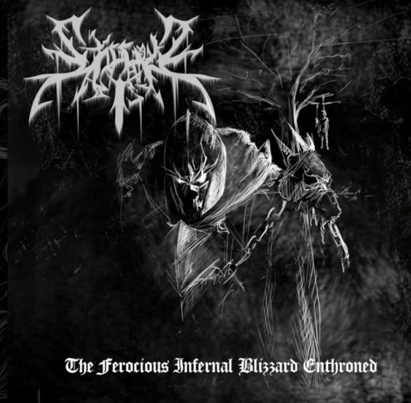 Skagganauk Abyss - The Ferocious Infernal Blizzard Enthroned (Demo)
