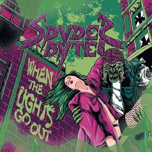 Spyder Byte - When The Lights Go Out