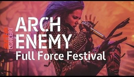 Arch Enemy - Full Force Festival (Live) (Video)