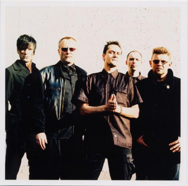 Die Krupps - Discography (1981 - 2016)