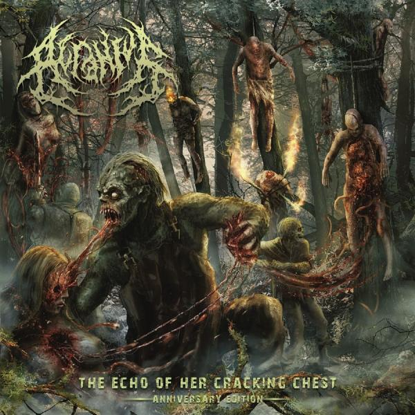 Acranius - The Echo Of Her Cracking Chest (Anniversary Edition EP)