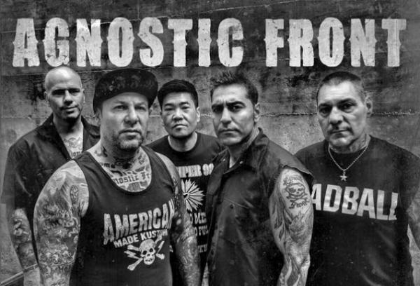Agnostic Front Documentary - The Godfathers of Hardcore