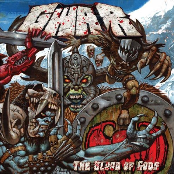 Gwar - The Blood Of Gods (Lossless)