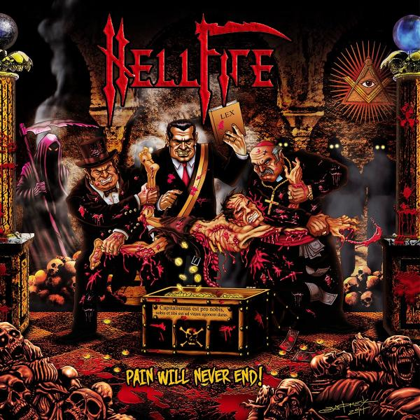 Hellfire - Pain Will Never End!