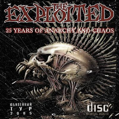 The Exploited - 25 Years Of Anarchy And Chaos (DVD)