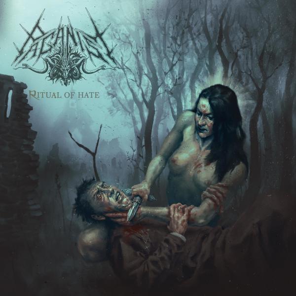 Paganist - Ritual Of Hate (EP) (2021, Thrash Metal