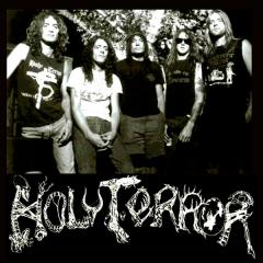 Holy Terror - Discography (1986-2006)