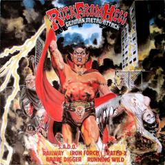 Various Artists  - Rock From Hell