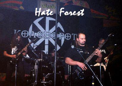 Hate Forest - Discography