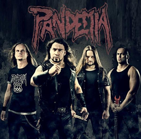 Pandemia  - Discography (1999-2015)