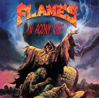 Flames - Discography 1985-1996