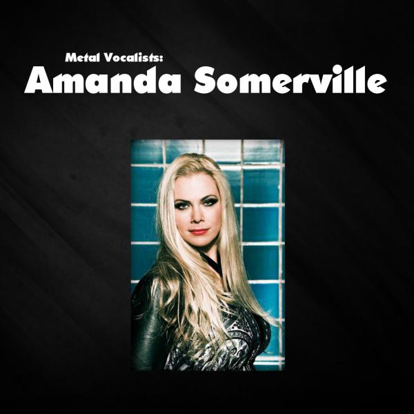 Various Artists - Metal Vocalists: Amanda Somerville