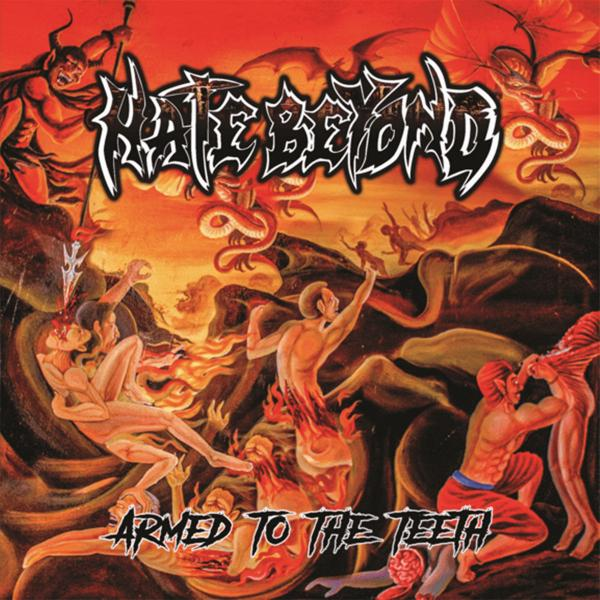 Hate Beyond - Discography (2003 - 2018)