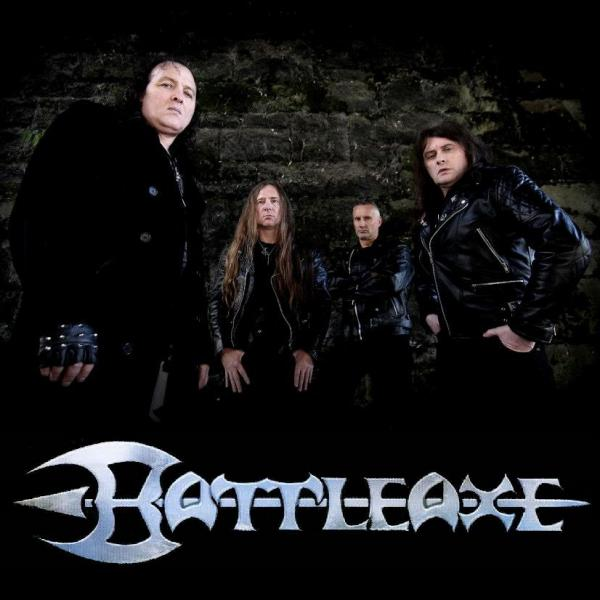 Battleaxe - Discography (1983 - 2014)