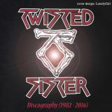 Twisted Sister - Discography (1982 - 2016)