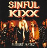 Sinful Kixx - Midnight Fantasy (Reissue 2016)