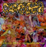 Dysmenhorrea - Cadaveric Feast of Regurgitated Carnage