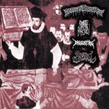 Feculent Goretomb & Amoebic Dysentery & Disgusting & Tartopoil - 4 Way Split   (Lossless)