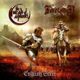 The Meads of Asphodel & Forefather  - English Steel (Split)