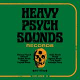 Various Artists - Heavy Psych Sounds - Sampler Vol. II