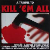 Various Artists - Metallica A Tribute To Kill 'Em All