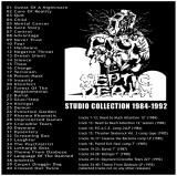 Septic Death - Studio Collection 1984 - 1992 (Compilation)