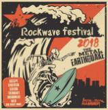 Various Artists - Rockwave Festival 2018 - The Metal Earthquake (Compilation)