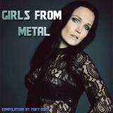 Various Artists - Girls From Metal