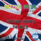 Various Artists - British Metal: Fortune Favors The Bold (2CD)