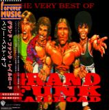 Grand Funk Railroad - The Very Best (Compilation) (Japanese Edition) (Bootleg)
