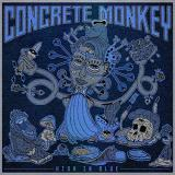 Concrete Monkey - High In Blue