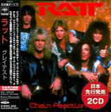Ratt - Chain Reaction (Compilation) (Japanese Edition)