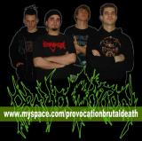 Provocation - Discography (2008 - 2012)