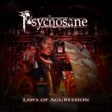 Psychosane - Laws Of Aggression (EP)