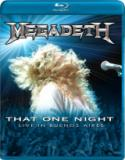 Megadeth - That One Night: Live in Buenos Aires (Blu-Ray)