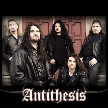 antithesis metal myspace