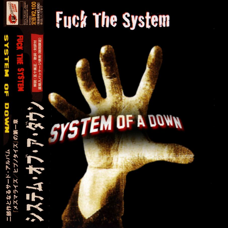 System of a down logos
