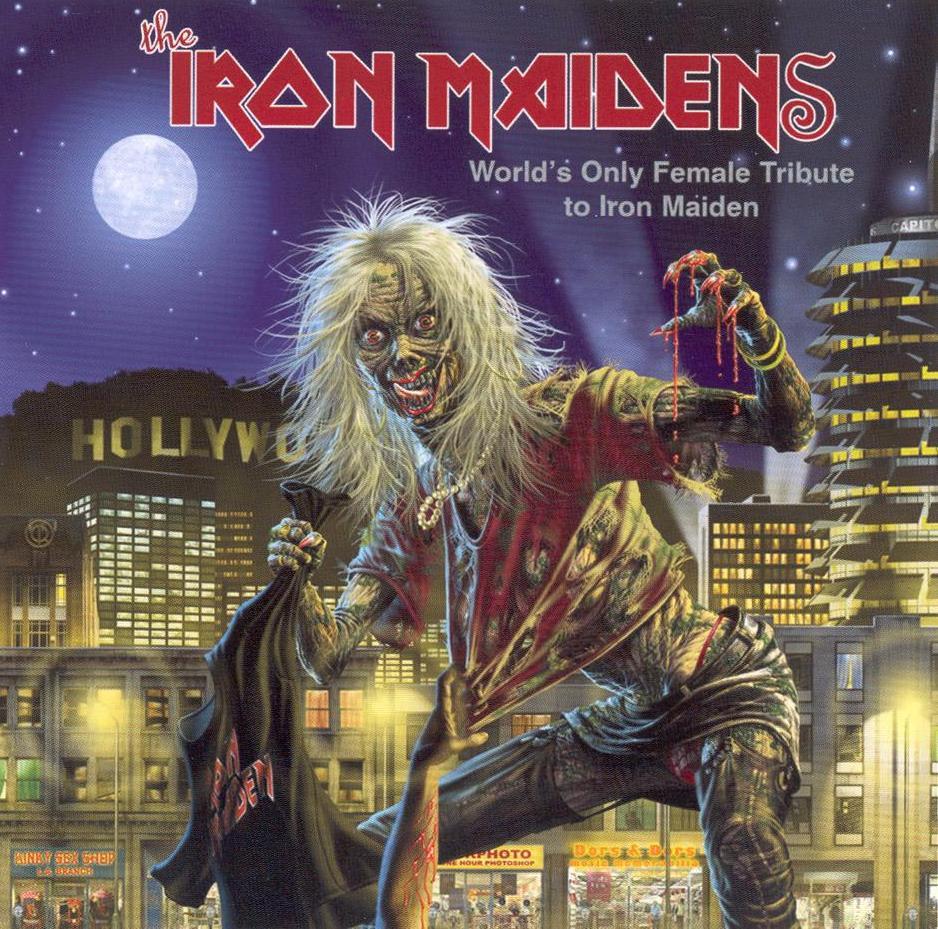 Iron Maiden Responds To Lawsuit Over Theft Of Lyrics