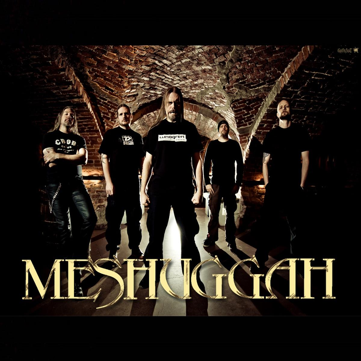 ALBUM REVIEW: THE OPHIDIAN TREK - MESHUGGAH - RockRevolt Mag