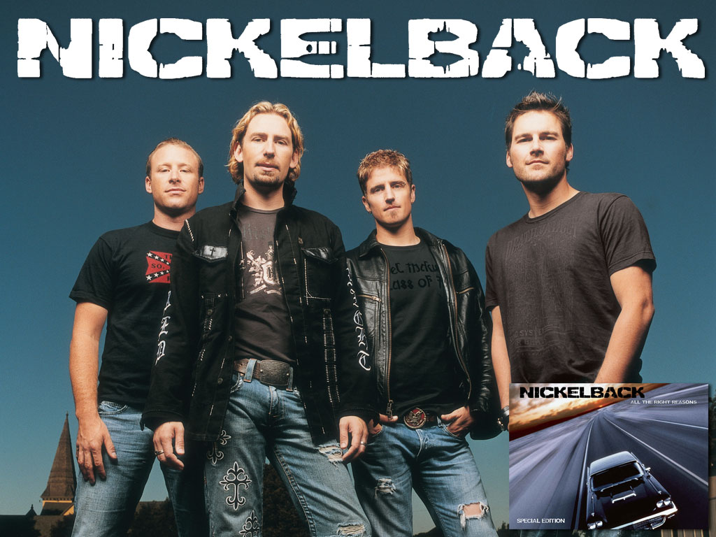 Nickelback Дискография скачать торрент