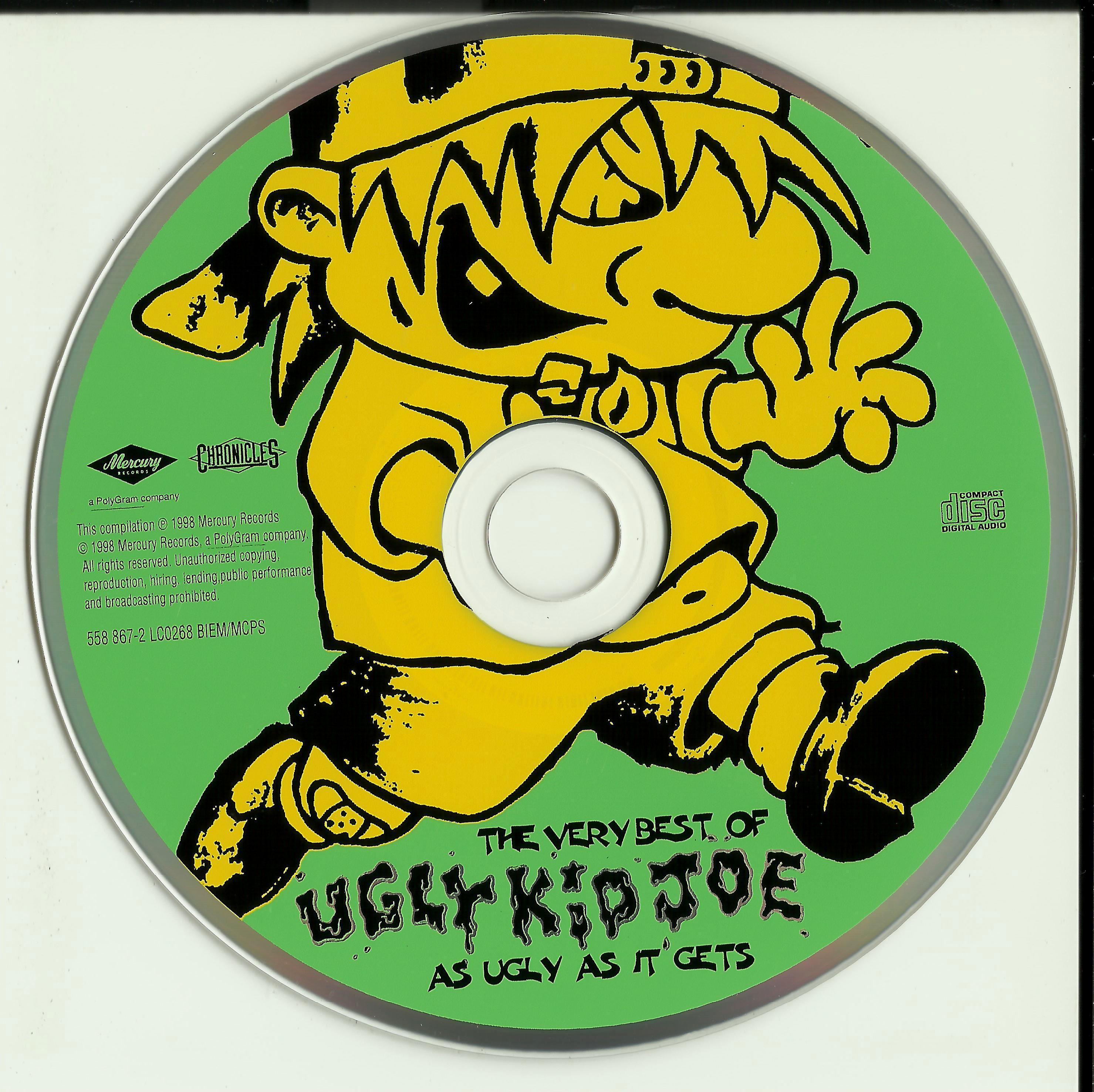 ugly kid joe discography torrent 320kbps