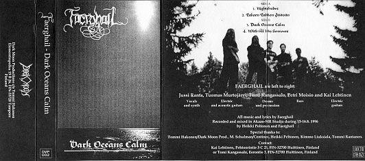 Faerghail - Dark Oceans Calm (Demo) (1996, Melodic Black