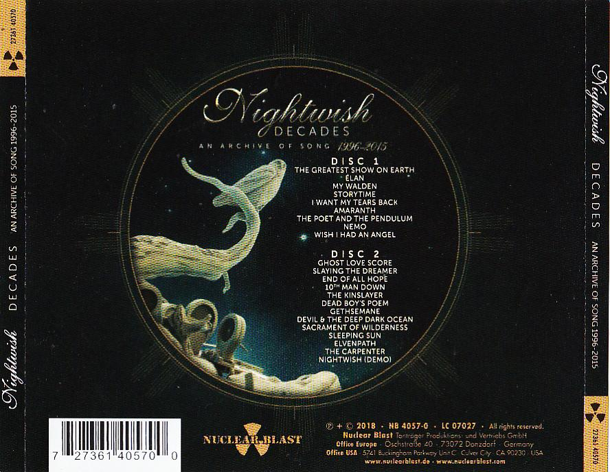 nightwish flac скачать