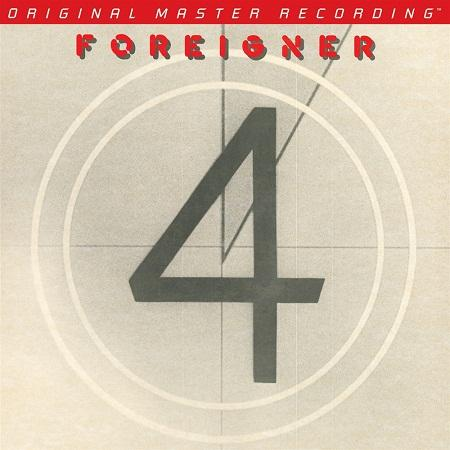 Foreigner - 4 Albums (MFSL SACD Remastered) (Lossless