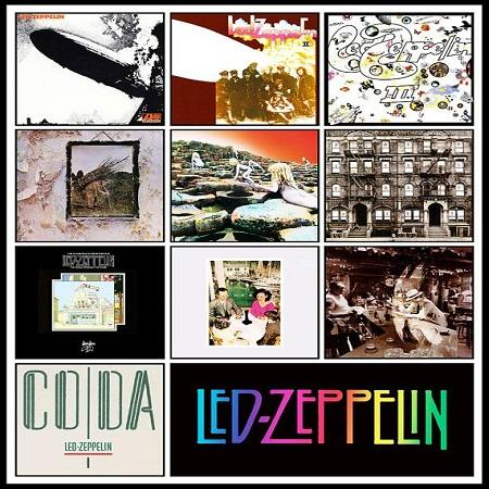 Torrent led zeppelin discography deluxe [1969-1982] (aac, 2014.
